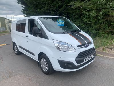 Ford Transit Custom Other 2.2 TDCi 290 Trend Double Cab-in-Van L2 H1 5dr