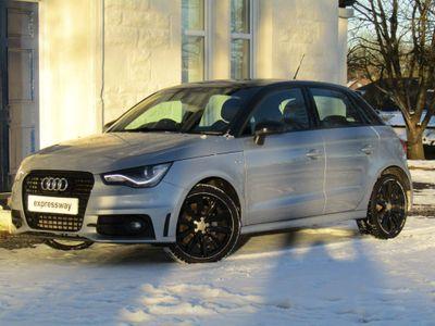 Audi A1 Hatchback 1.6 TDI S line Style Edition Sportback 5dr
