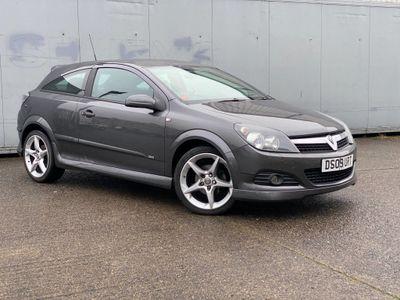 Vauxhall Astra Hatchback 1.8 i VVT 16v SRi Sport Hatch 3dr