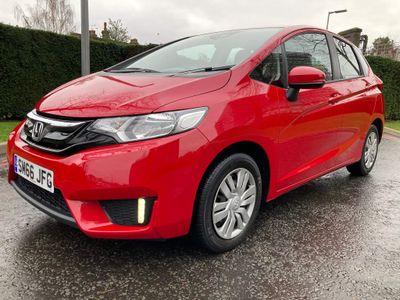 Honda Jazz Hatchback 1.3 i-VTEC S CVT (s/s) 5dr