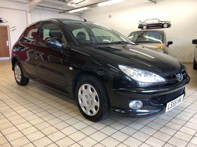 Peugeot 206 Hatchback 1.4 8v Zest 3 5dr (a/c)