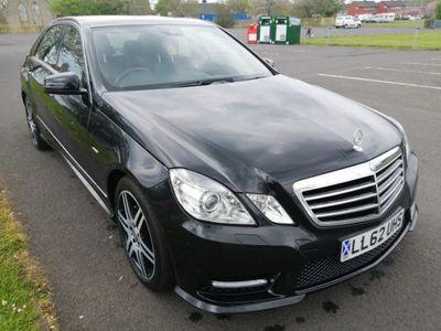 Mercedes-Benz E Class Saloon 2.1 E250 CDI BlueEFFICIENCY Sport 7G-Tronic Plus (s/s) 4dr