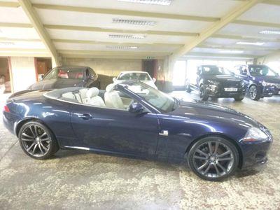 Jaguar XK Convertible 4.2 V8 2dr
