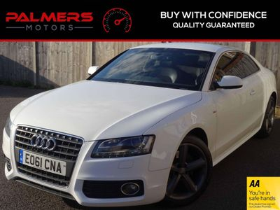 AUDI A5 Coupe 2.7 TDI S line Multitronic 2dr