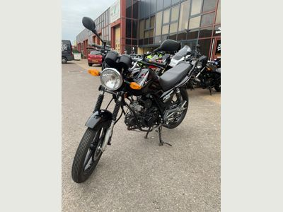 Lexmoto Hunter Moped 50 E4