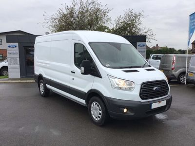 FORD TRANSIT Panel Van 350 L3 H2 TREND *A/C* 170 PS RWD