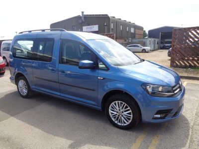 Volkswagen Caddy Maxi Life MPV 2.0 TDI BlueMotion Tech DSG EU6 (s/s) 5dr