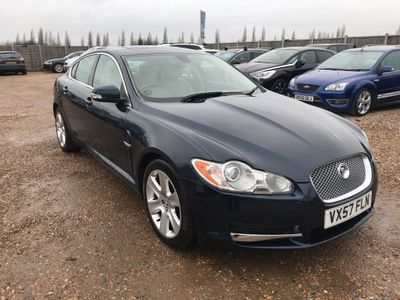 Jaguar XF Saloon 4.2 V8 Premium Luxury 4dr
