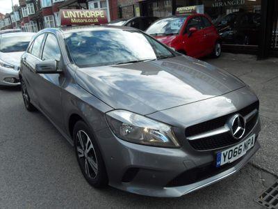 Mercedes-Benz A Class Hatchback 1.5 A180d SE (Executive) 7G-DCT (s/s) 5dr