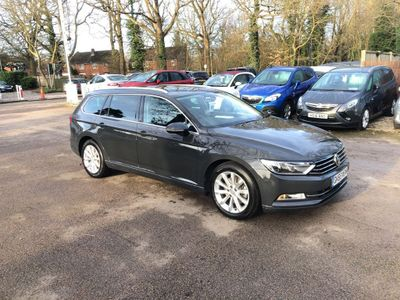 Volkswagen Passat Estate 1.6 TDI BlueMotion Tech SE Business DSG (s/s) 5dr
