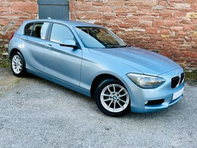 BMW 1 Series Hatchback 2.0 120d BluePerformance SE Sports Hatch (s/s) 5dr