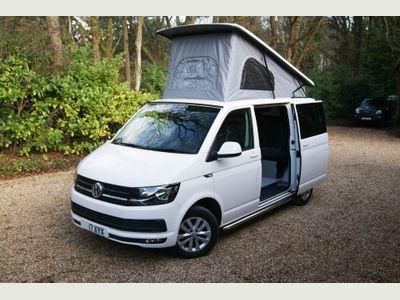 Volkswagen Transporter Campervan T6 150PS TDi SWB 4 BERTH 5 SEAT CAMPERVAN