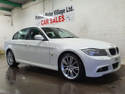 BMW 3 Series Saloon 2.0 318d Performance Edition 4dr