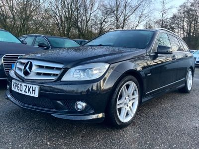Mercedes-Benz C Class Estate 1.8 C180 BlueEFFICIENCY Sport (s/s) 5dr