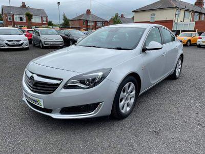 Vauxhall Insignia Hatchback 1.6 CDTi ecoFLEX SE (s/s) 5dr