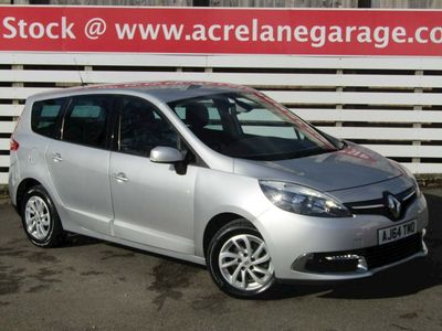 Renault Grand Scenic MPV 1.6 dCi ENERGY Dynamique TomTom (s/s) 5dr