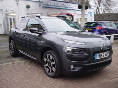 Citroen C4 Cactus Hatchback 1.2 PureTech Flair Edition 5dr