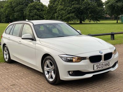 BMW 3 Series Estate 1.6 316i SE Touring (s/s) 5dr