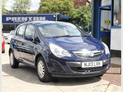 Vauxhall Corsa Hatchback 1.2 i ecoFLEX 16v S (s/s) 5dr