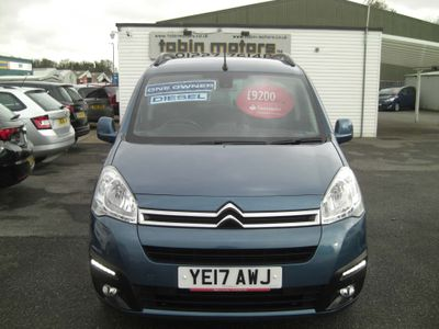 Citroen Berlingo MPV 1.6 BlueHDi Flair Multispace 5dr