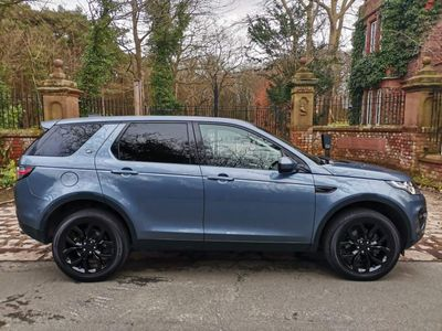 Land Rover Discovery Sport SUV 2.0 TD4 HSE 4WD (s/s) 5dr