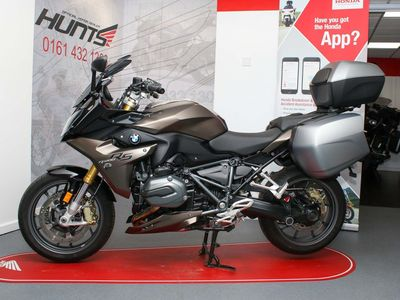 BMW R1200RS Naked 1200 RS Sport SE ABS
