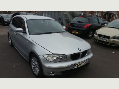 BMW 1 Series Hatchback 2.0 118i SE Auto 5dr