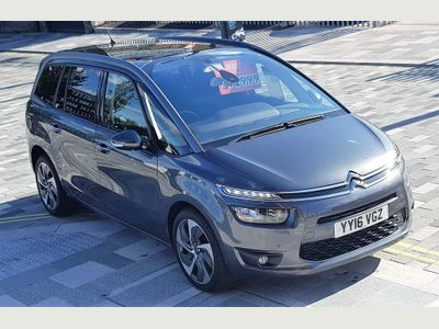 Citroen Grand C4 Picasso MPV 2.0 BlueHDi Exclusive+ (s/s) 5dr