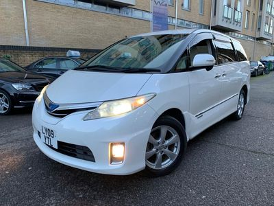 Toyota Estima MPV 2.4 HYBRID+AUTO+8 SEATER+FACE LIFT MODEL
