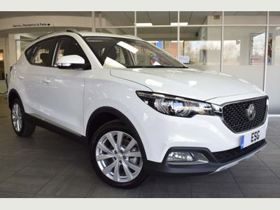 MG ZS SUV 1.5 VTi-TECH Excite (s/s) 5dr