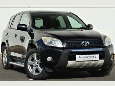 Toyota RAV4 SUV 2.2 D-4D XT4 4WD 5dr