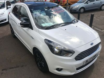 Ford Ka+ Hatchback 1.2 Ti-VCT Zetec White Edition 5dr
