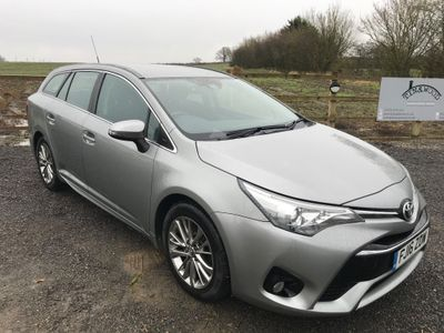 Toyota Avensis Estate 2.0 D-4D Business Edition Touring Sports (s/s) 5dr