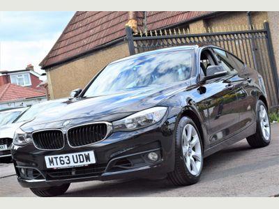 BMW 3 Series Gran Turismo Hatchback 2.0 320i SE GT (s/s) 5dr