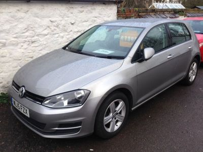 Volkswagen Golf Hatchback 2.0 TDI BlueMotion Tech Match (s/s) 5dr