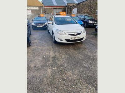 Vauxhall Astra Estate 1.7 CDTi 16v Exclusiv 5dr