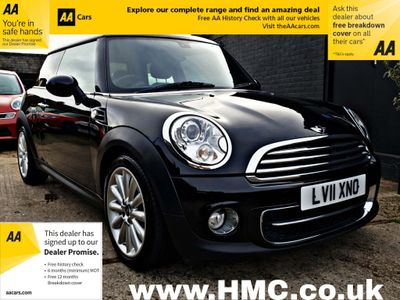 MINI Hatch Hatchback 1.6 Cooper D (Chili) 3dr