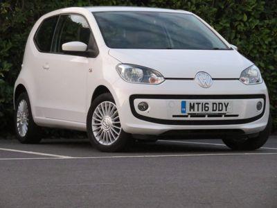 Volkswagen up! Hatchback 1.0 High up! 3dr