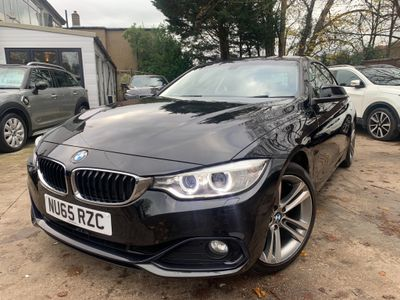 BMW 4 Series Coupe 2.0 420i Sport Auto 2dr
