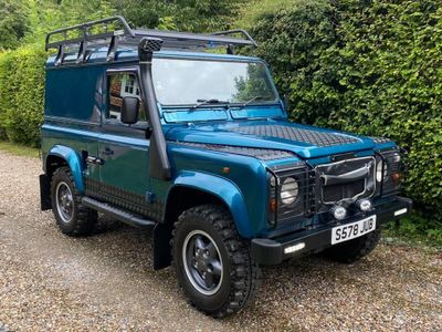 Land Rover Defender 90 Unlisted 300 TDI - 50th Anniversary Spec
