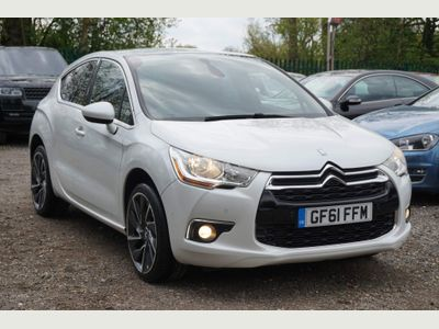 Citroen DS4 Hatchback 1.6 THP DSport 5dr