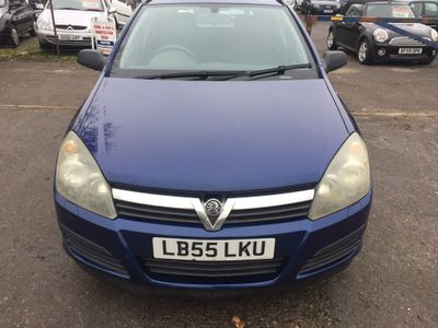 Vauxhall Astra Estate 1.8 i 16v Club 5dr