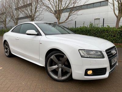Audi A5 Coupe 2.0 TFSI Black Edition 2dr