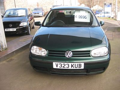 Volkswagen Golf Hatchback 1.4 E 3dr