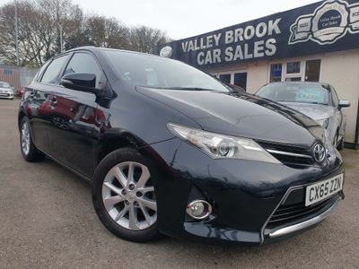 Toyota Auris Hatchback 1.33 VVT-i Icon 5dr