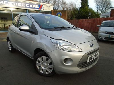 Ford Ka Hatchback 1.2 Edge (s/s) 3dr