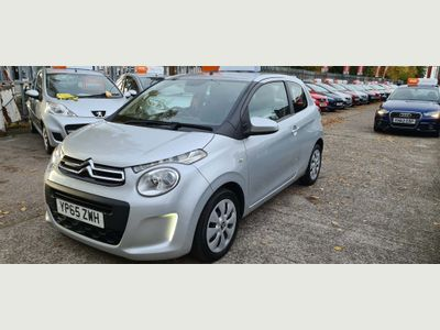 Citroen C1 Hatchback 1.2 PureTech Feel 3dr