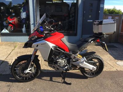 Ducati Multistrada 1200 Adventure 1200 Enduro ABS