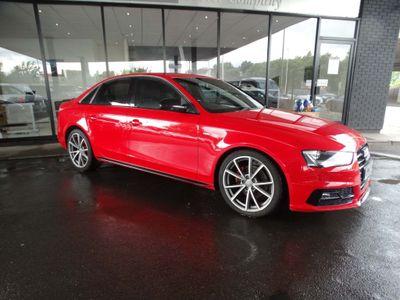 Audi A4 Saloon 2.0 TDI Black Edition 4dr (Nav)