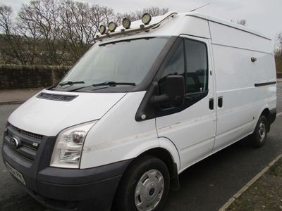 Ford Transit Panel Van 2.2 TDCi 280 Medium Roof M 3dr (EU5, MWB)